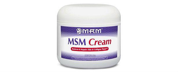 MRM MSM Cream Review