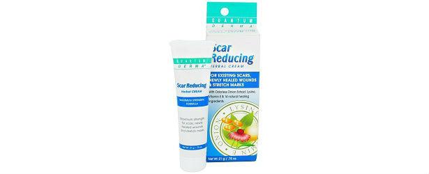 Quantum Health Scar Reducing Herbal Cream Review