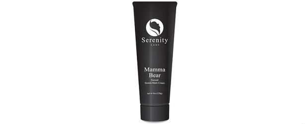 Serenity Health Labs Mama Bear Stretch Cream Review