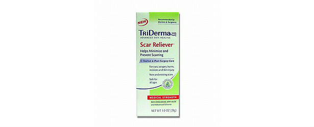 TriDerma Scar Cream Review
